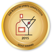 Bar Biz Spirits Gold Winner